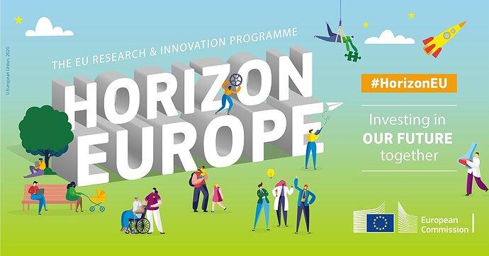 Horizon Europe Info Days 2021 opengraph image